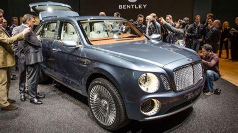jeep bentley bentley suv will look completely different top gear