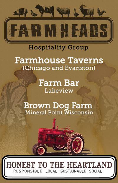 menus farmhouse evanston