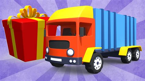 childrens truck lorry truck trucks for children s unboxing toys big