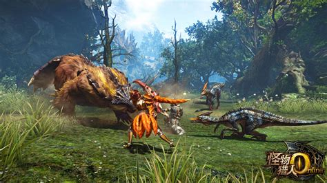 monster hunter  tencent confirms cryengine  masterpiece mmo culture