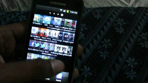 download youtube gingerbread samsung galaxy sl update to gingerbread 2 3 4 nd new