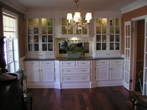 Built In China Cabinets by Built In China Cabinet Cabin Ideas
