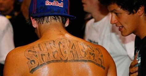 ryan sheckler back tattoo 5 embarrassing pro skateboarder tattoos jenkem magazine