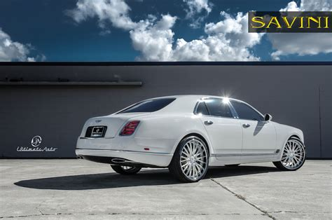 custom bentley mulsanne wheels mulsanne savini wheels