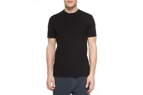 T Shirt Menu Black the best black t shirt for according to nick wooster