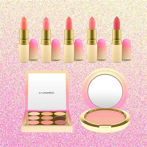 new year collection m a c s 2018 lunar new year collection has peachy pink