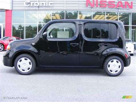 nissan cube back 2009 black nissan cube 1 8 s 13892116 photo 18