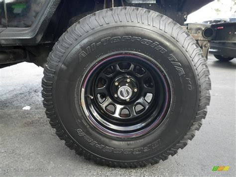 Jeep Custom Wheels 1992 Jeep Wrangler S 4x4 Custom Wheels Photo 73443878