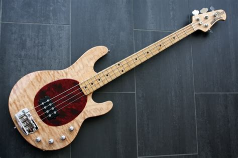 fs ft ebmm 20th anniversary stingray 4 excellent condition lightweight talkbass