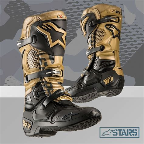 tech 10 motocross boots 2018 alpinestar tech 10 aviator limited edition motocross