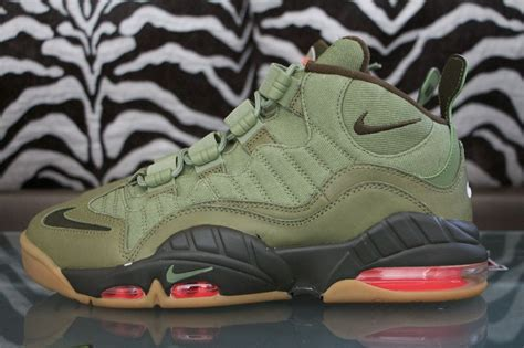 nike air max sensation olive green sneaker bar detroit
