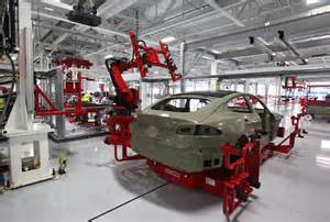 Tesla Model S Production Numbers Tesla Model 3 Production To Commence July 2017 Musk
