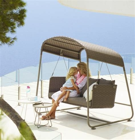 Patio Swing Liner 3 Seater Garden Swing Seat Cave By Line Outdoor