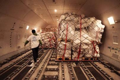 badly prepared air cargo pallets are not only a flight safety issue they are inefficient air