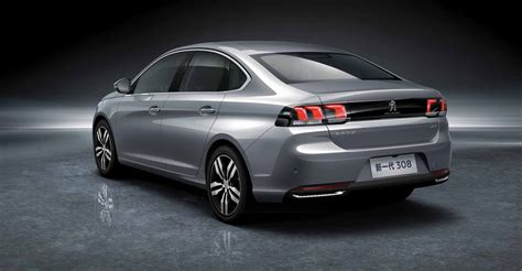 peugeot china peugeot 308 sedan 3008 facelift revealed for chinese