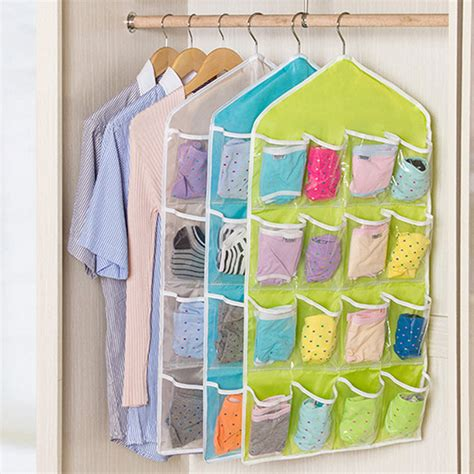 16 pocket door hanging bag 16 pocket clear door hanging bag shoe rack hanger