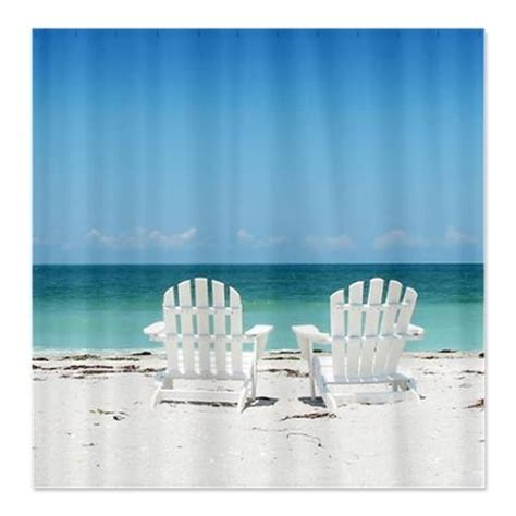 shower curtains beach beach shower curtain 5 home decor pinterest