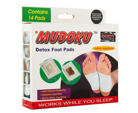 Detox Foot Pads Store Available by 2 X Mudoku Detox Foot Pads 14pk Ebay