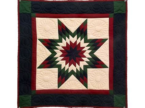 Amish Lone Quilt by Amish Quilts