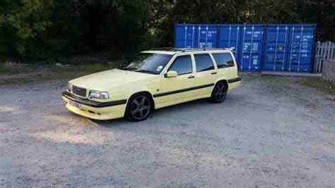 Volvo Manual by Volvo 850 T5r Manual 7 Seater Car For Sale