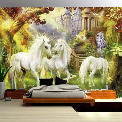 wallpaper dinding unicorn castle unicorn promotion shop for promotional castle