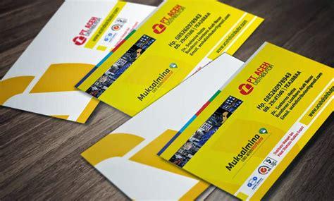 desain kartu nama travel agent desain kartu nama pt aceh distributor bekerja dari rumah