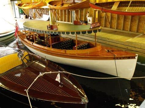 boat launch lake muskoka steam launch nipissing at home muskoka boat and heritage