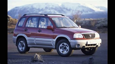 Suzuki Vitara 1998 by Suzuki Vitara 1995 Suzuki Vitara 1998 5 Door And Range