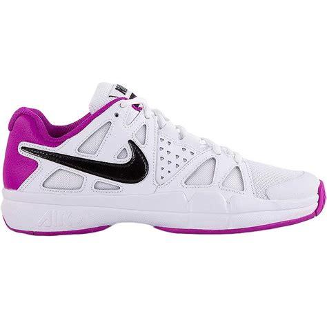 Nike Vapor Advantage nike air vapor advantage s tennis shoe white violet