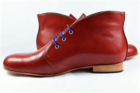 Mens Leather Shoes Handmade - men s and women s handmade leather shoes oxide ankle