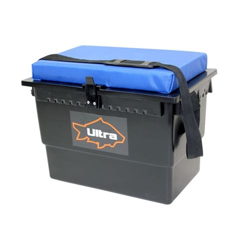 box seat sports ultra fishing cushioned seat box the sports hq