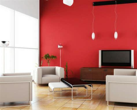 Wandfarbe Rot by Wandfarben Bilder 40 Inspirierende Beispiele
