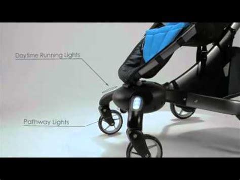 Origami Stroller Canada - origami power folding stroller