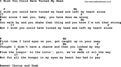Pdf The Song My Wish For You by I Wish You Could Turned My Bluegrass Lyrics