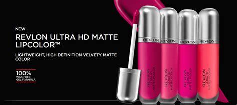Revlon Hd Matte Lip Color spotted revlon ultra hd matte lip color jello beans
