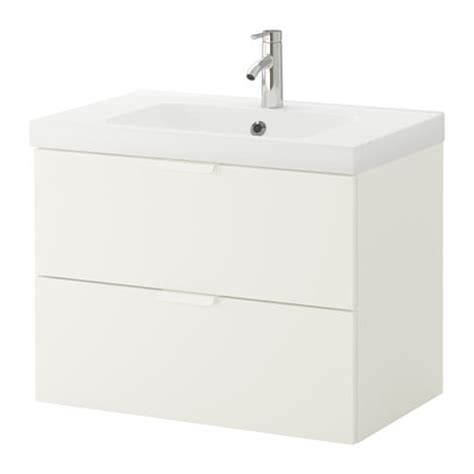 godmorgon odensvik sink cabinet with 2 drawers black godmorgon odensvik sink cabinet with 2 drawers white