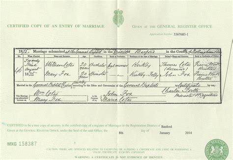 100 uk death certificate template uk marriage