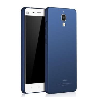 Xiaomi Mi 6 Slim Mateee msvii brand for xiaomi mi4 matte coque back cover slim fashion phone housing for