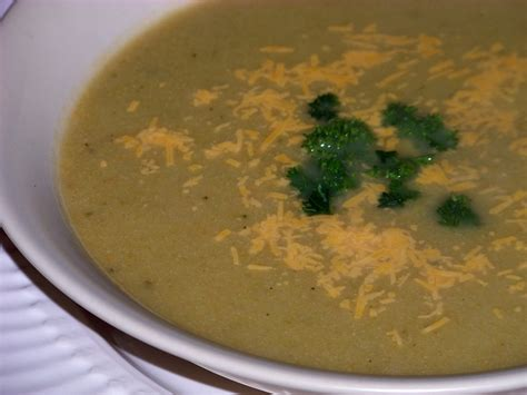 light broccoli cheese soup light cheddar cheese and broccoli soup recipe by kristi