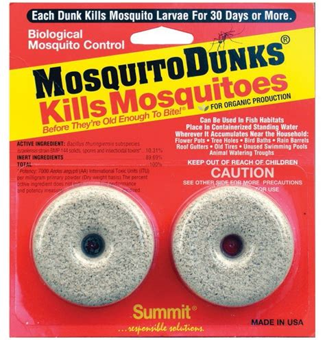 how to kill mosquitoes in home what are mosquito dunks mcgregor general store