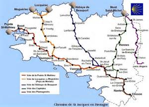 guides et chemins bretons