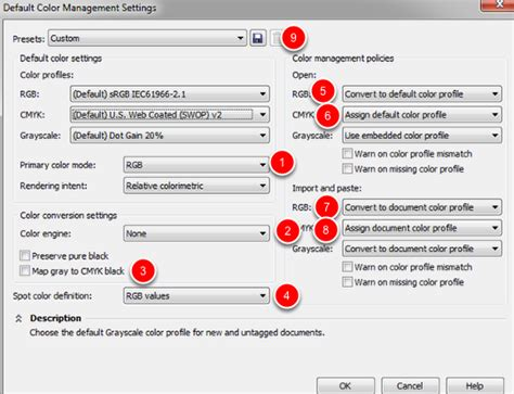 corel draw x7 reset settings setting up your defaults in coreldraw x6 x7 x8 mtm