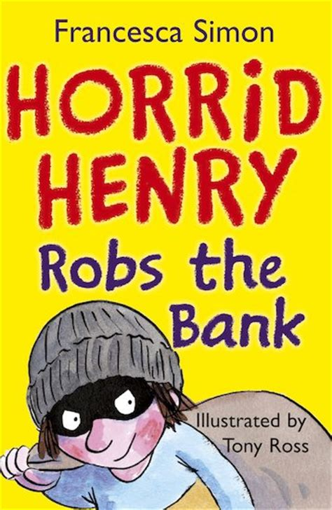 Book Club Magazine Helps You Get Pretty by Horrid Henry Robs The Bank Scholastic Club