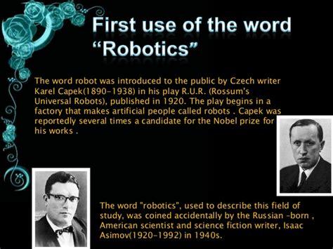 slides for ppt on robotics robotics project ppt