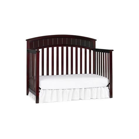Graco Charleston Convertible Crib Buy Storkcraft Vittoria Fixed Side Convertible Crib Black Offer