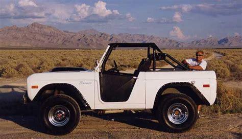 old bronco jeep classic 4x4 trucks that we love