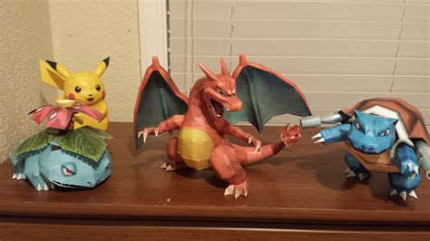 Papercraft Collection - papercraft collection by godzilla9256roar on