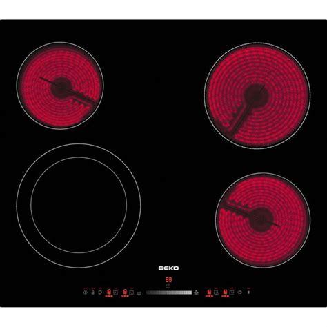 plaque vitroceramique whirlpool 7767 beko hic64502t table vitro achat vente plaque