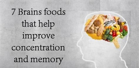 7 Brain Boosting For Your by 7 Brain Foods That Help Boost Memory And Concentration