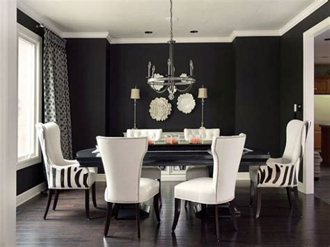 Brown And White Dining Room by Black And Brown Bedroom Black And White Modern Dining